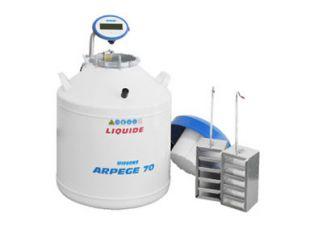 生物制品储存罐 (ARPEGE 液氮罐 )