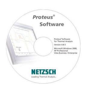 德国耐驰热分析软件 Thermal Analysis Software