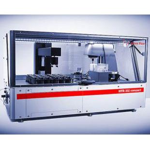 紧凑型 HTR流变仪 - 用于高样品处理量的自动进样器