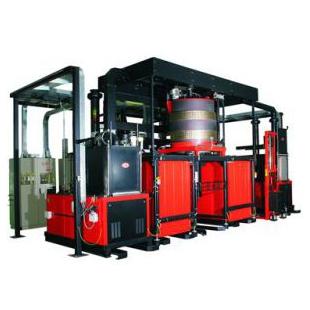 通用的滲碳和淬火生產線 CHTZ