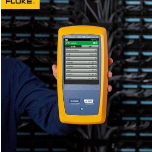 福禄克入门级网络测试仪FLUKE DSX-600 CH