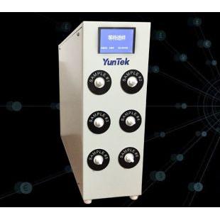 實驗室儀器BAS-6+1通道氣袋自動進樣器