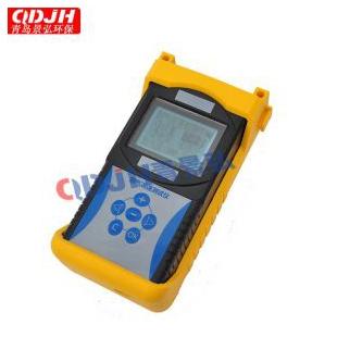 便携式烟气流速检测仪烟气流量烟温测定仪