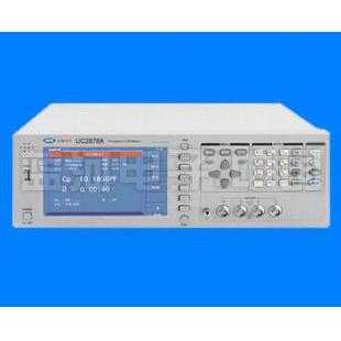 UC2868A/UC2866/UC2867高精密LCR数字电桥