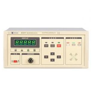 常州中策ZC2512/ZC2512A/ZC2512B型低电阻测试仪