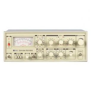 常州中策ZC4120A/ZC4121A型失真度測試儀