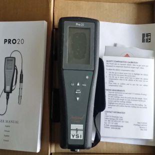 美国YSI维赛PRO20便携式极谱法溶解氧测量仪