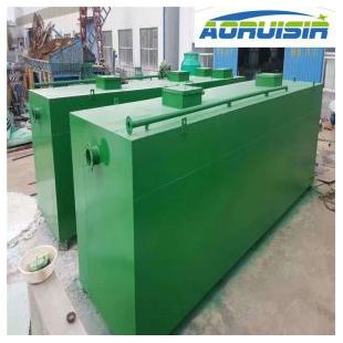 ARSSYS奥瑞斯地埋式废水酸碱中和池 实验室废水处理设备