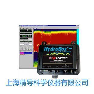 美国Syqwest HydroBox HD 单/双频单波束测深仪