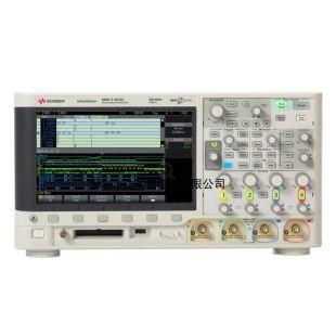 MSOX3024A 混合信号示波器:200 MHz,4 通道和 16 个数字通道