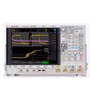 MSOX4024A 混合信号示波器:200 MHz,4 通道和 16 个数字通道