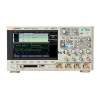 安捷伦MSOX3014A混合信号示波器:100MHz,4通道和16个数字通道