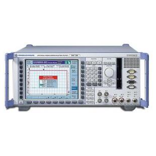 德国R&S罗德与施瓦茨 CMU200 无线通信综合测试仪