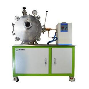 上海煜志  卧式真空中频感应熔炼炉YVM-003I