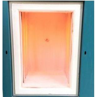 防腐蚀带排气口箱式电炉
