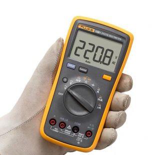 供应福禄克Fluke15B+/17B+高精度便携式经济型数字万用表