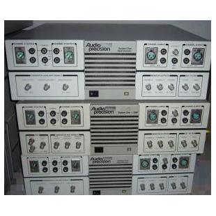 美国 AudioPrecision AP 模拟数字音频分析仪  SYS-322