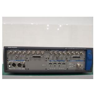 美国  Audio Precision AP多通道音频分析仪 APx585