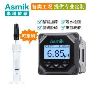 米科MIK-pH6.0工业在线pH/orp控制器