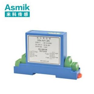 米科MIK-DZU直流电压变送器