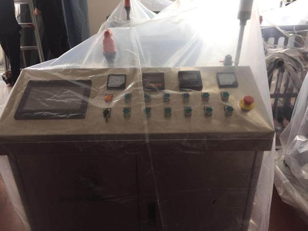 米科仪表在水肥机上的应用