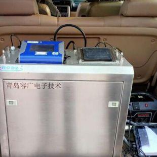 以克论净执行标准道路积尘监测系统RGR-4型第三方检测热供
