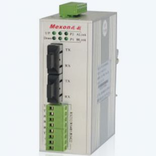 ME-M4200-R RS232/485自愈環串口光端機