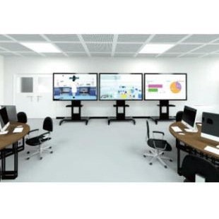 泰盟VRS-200虚拟现实群体教学系统简介