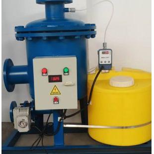 阻垢除垢过滤-物化全程综合水处理器