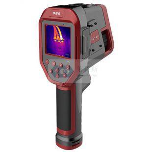 光伏电站组件手持红外热像仪热斑检测