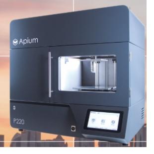 德国Apium P220 3D打印机