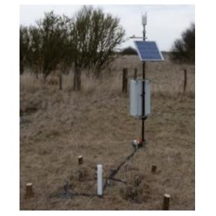 土壤氧化还原电位ORP 与pH测量系统