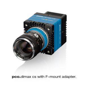 pco.dimax cs4车载高速摄像机