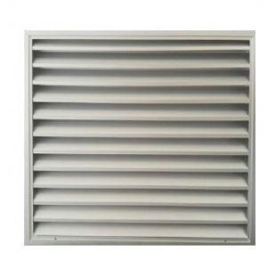防沙滤尘防水一体化百叶窗说明