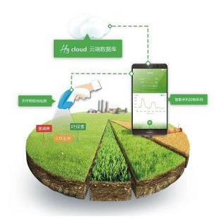"""""""农色""""农作物长势光谱监测系统"""