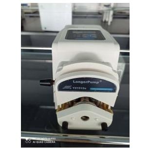 longerpump yz1515x  兰格实验室蠕动泵BT100-2J/YZ1515x价格使用说明
