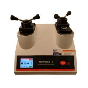 美国MetLab双筒全自动热压金相镶嵌机METPRESS-2