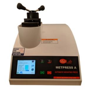 美国MetLab单筒全自动热压金相镶嵌机METPRESS A