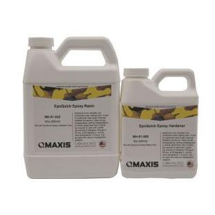 美国QMAXIS(可脉)冷镶嵌树脂和固化剂等冷镶嵌料