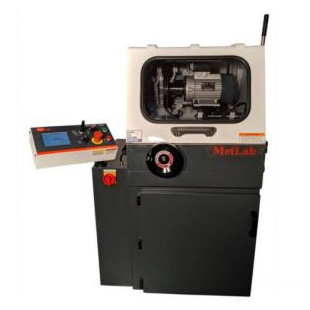 美国MetLab落地式自动砂轮金相切割机METCUT-12A