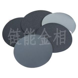 德国QATM碳化硅金相砂纸 带膜背衬