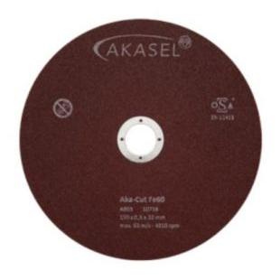 Akasel超薄砂轮切割片