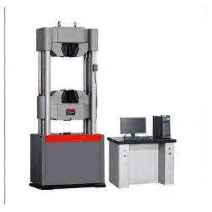 悦达微机控制电液伺服螺栓楔负载试验机