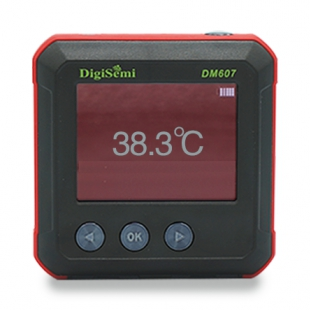 DM607体温筛查记录仪 非接触式红外测温仪