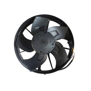 ebmpapst轴流风扇W1G300-EC24-03/F01大巴空调冷凝器散热