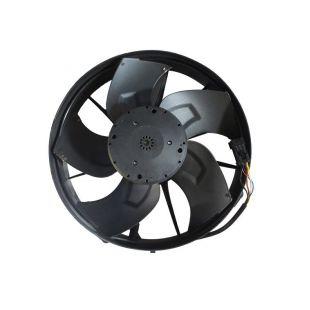 德国ebmpapst热交换器设备风机W3G300-ER38-45制冷空调风扇