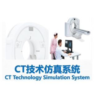 CT仿真虛擬實驗系統