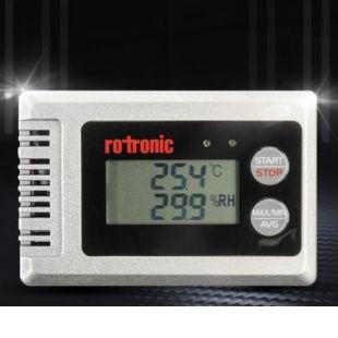 罗卓尼克紧凑型温湿度数据记录器