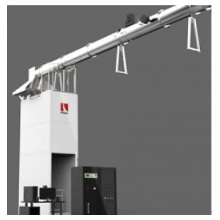 电线电缆热释放速率测试装置