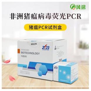 非洲猪瘟病毒荧光PCR试剂盒
